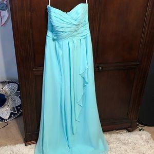 David's Bridal Bridesmaids dress : SPA